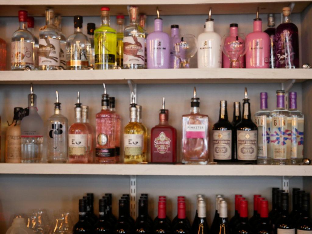 Deli Gin Bar