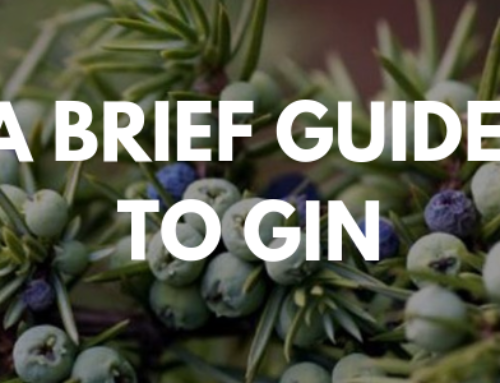 A BRIEF GUIDE TO GIN