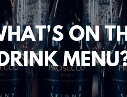 WHAT'S ON THE DRINK MENU AT THE YORKSHIRE DELI